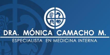Especialista en Medicina Interna: DRA. MÓNICA CAMACHO M.