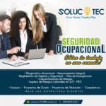 Soluctec – Seguridad Ocupacional: Econ. Nady Chamba, Mgs.